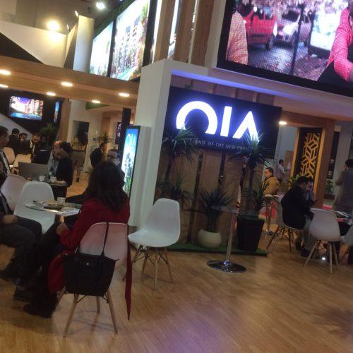 Oia At IPS